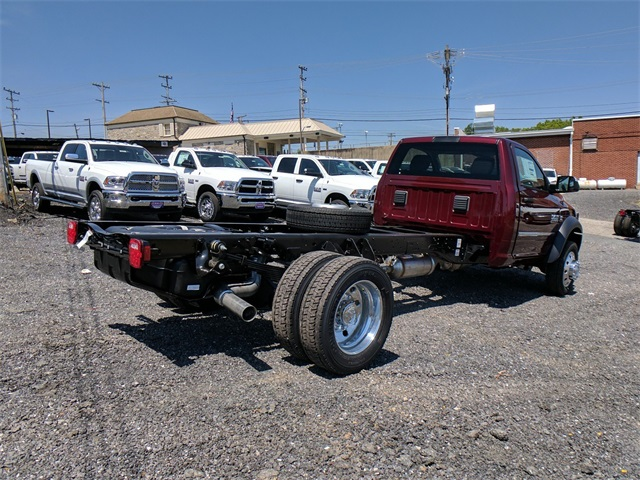 2017 Ram 5500 Regular Cab DRW, Cab Chassis #22830 - photo 3