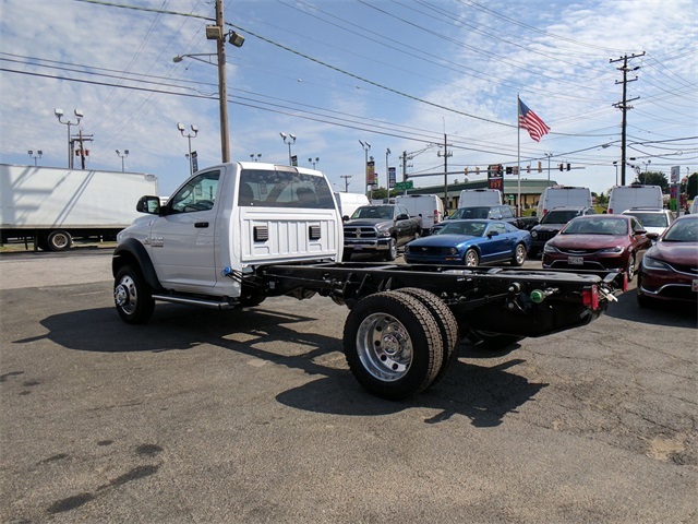 2017 Ram 4500 Regular Cab DRW 4x4, Cab Chassis #22831 - photo 2