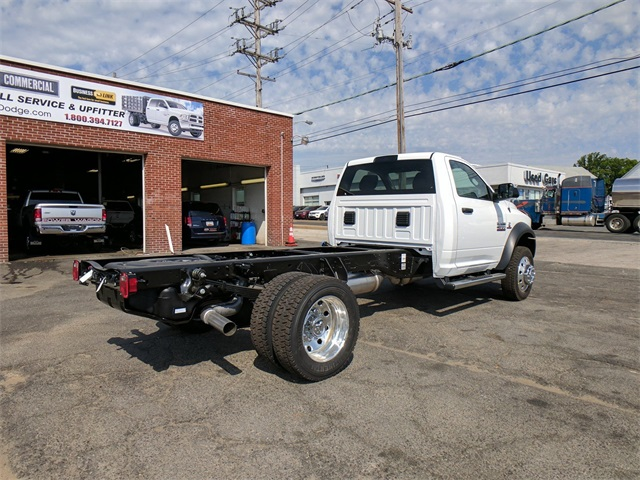 2017 Ram 4500 Regular Cab DRW 4x4, Cab Chassis #22831 - photo 3