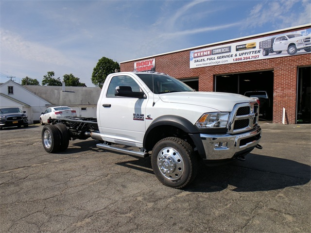 2017 Ram 4500 Regular Cab DRW 4x4, Cab Chassis #22831 - photo 4