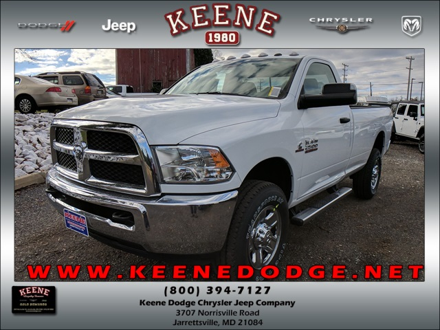2018 Ram 2500 Regular Cab 4x4,  Pickup #23200 - photo 1