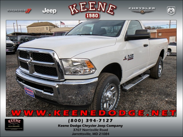 2018 Ram 2500 Regular Cab 4x4, Pickup #23208 - photo 1