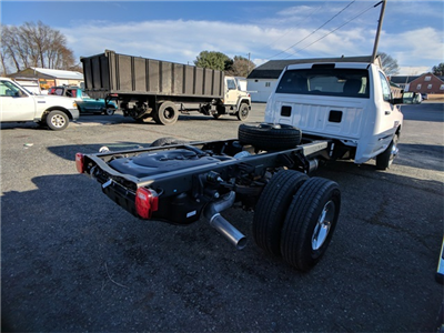 2018 Ram 3500 Regular Cab DRW 4x4,  Cab Chassis #23236 - photo 4