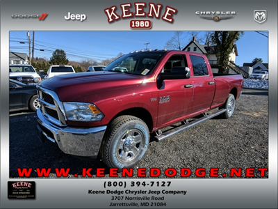 2018 Ram 3500 Crew Cab 4x2,  Pickup #23356 - photo 1