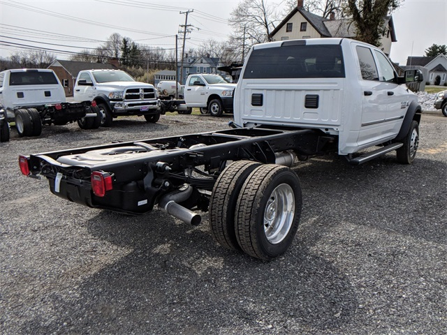 2018 Ram 4500 Crew Cab DRW, Cab Chassis #23374 - photo 5