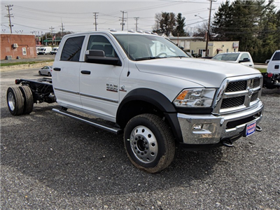 2018 Ram 4500 Crew Cab DRW, Cab Chassis #23374 - photo 7