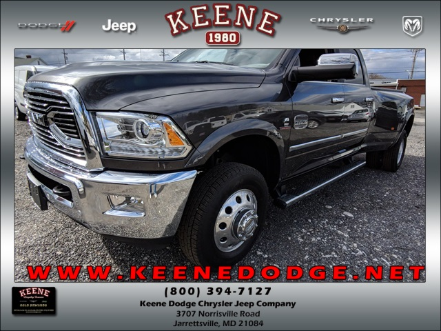 2018 Ram 3500 Crew Cab DRW 4x4,  Pickup #23385 - photo 1
