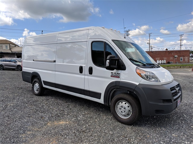 2018 ProMaster 3500 High Roof FWD,  Empty Cargo Van #23422 - photo 5