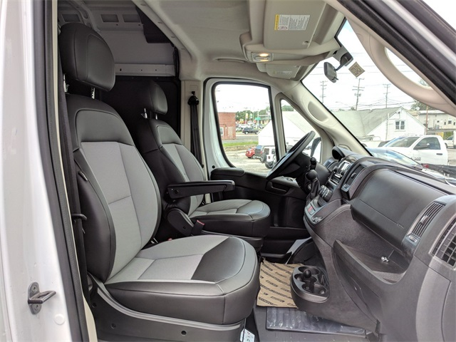 2018 ProMaster 3500 High Roof FWD,  Empty Cargo Van #23422 - photo 7