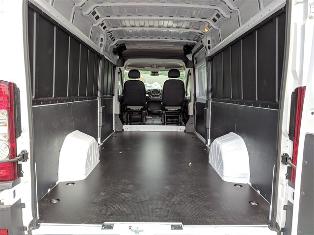 2018 ProMaster 3500 High Roof FWD,  Empty Cargo Van #23422 - photo 2