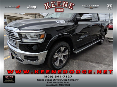 2019 Ram 1500 Crew Cab 4x4,  Pickup #23432 - photo 1