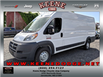 2018 ProMaster 3500 High Roof FWD,  Empty Cargo Van #23434 - photo 1