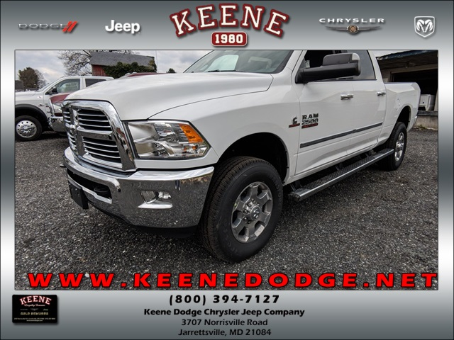 2018 Ram 2500 Crew Cab 4x4, Pickup #23470 - photo 1