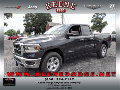 2019 Ram 1500 Quad Cab 4x4,  Pickup #23525 - photo 1