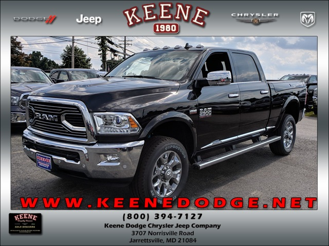 2018 Ram 2500 Crew Cab 4x4,  Pickup #23552 - photo 1
