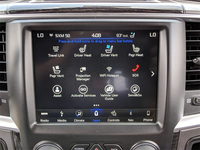 2018 Ram 2500 Crew Cab 4x4,  Pickup #23552 - photo 28
