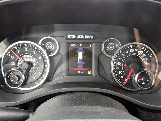 2019 Ram 1500 Quad Cab 4x4,  Pickup #23556 - photo 23