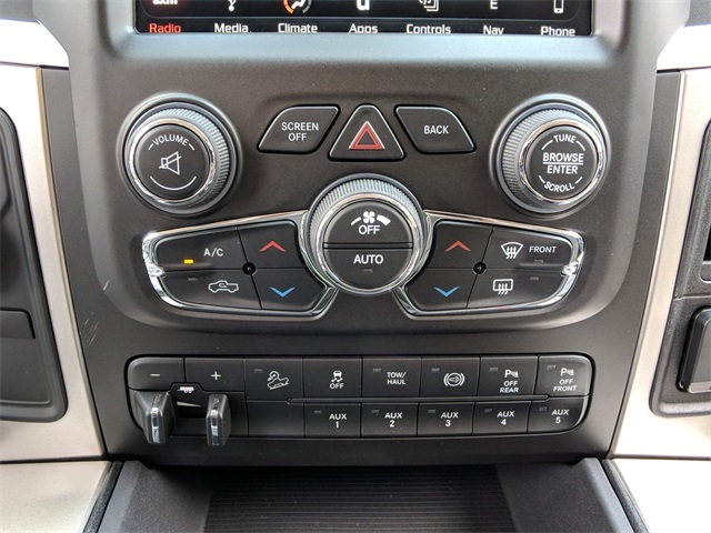 2018 Ram 2500 Mega Cab 4x4,  Pickup #23582 - photo 20