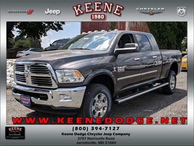 2018 Ram 2500 Mega Cab 4x4,  Pickup #23582 - photo 1
