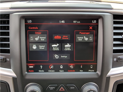 2018 Ram 2500 Mega Cab 4x4,  Pickup #23582 - photo 21