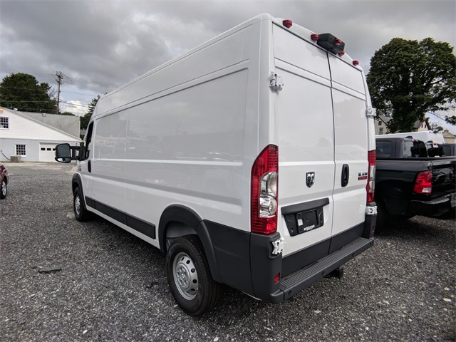 2018 ProMaster 3500 High Roof FWD,  Empty Cargo Van #23585 - photo 3