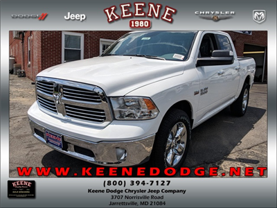 2018 Ram 1500 Crew Cab 4x4,  Pickup #23596 - photo 1