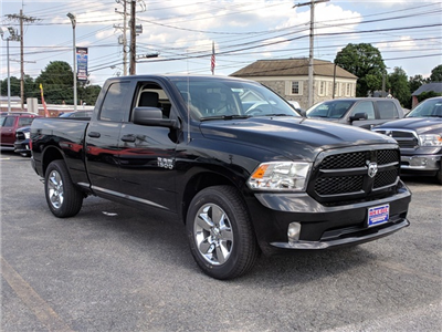 2018 Ram 1500 Quad Cab 4x4,  Pickup #23601 - photo 4