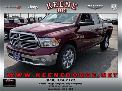2018 Ram 1500 Crew Cab 4x4,  Pickup #23642 - photo 1