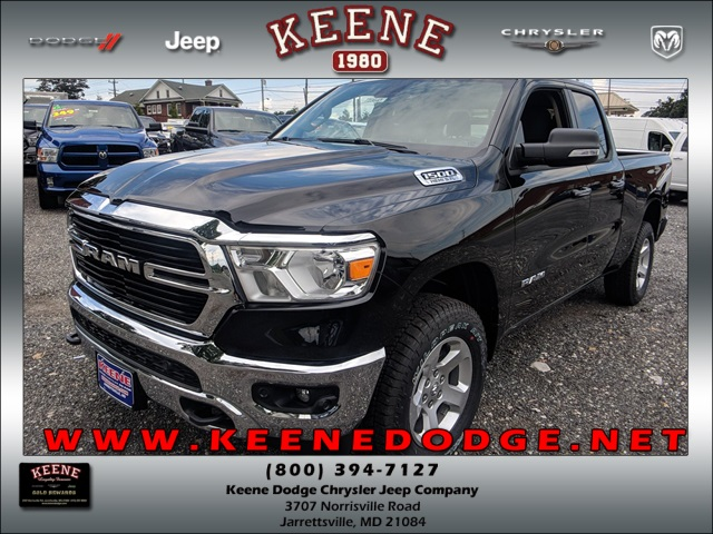 2019 Ram 1500 Quad Cab 4x4,  Pickup #23643 - photo 1