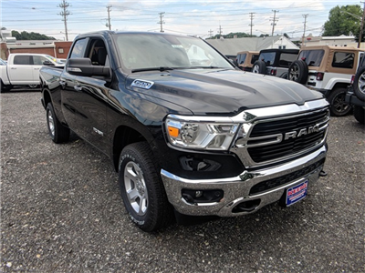 2019 Ram 1500 Quad Cab 4x4,  Pickup #23643 - photo 4
