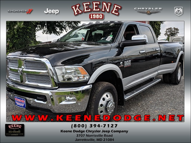 2018 Ram 3500 Crew Cab DRW 4x4,  Pickup #23644 - photo 1