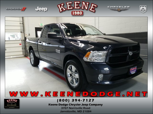 2018 Ram 1500 Quad Cab 4x4,  Pickup #23672 - photo 1