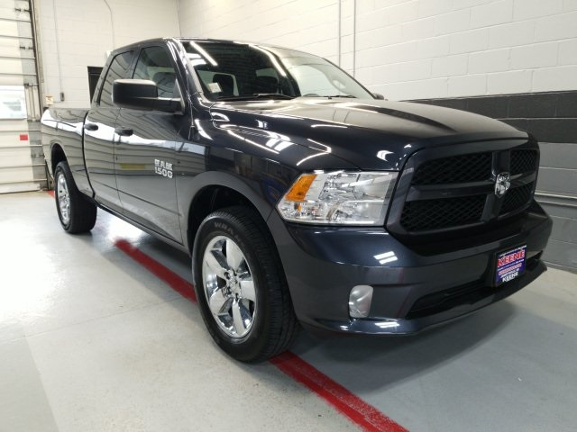 2018 Ram 1500 Quad Cab 4x4,  Pickup #23672 - photo 2