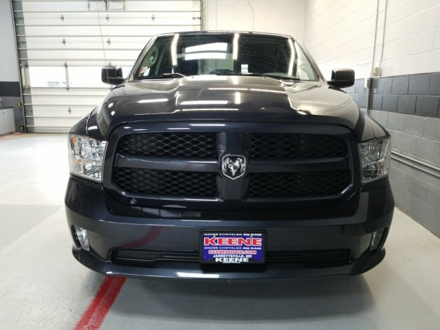 2018 Ram 1500 Quad Cab 4x4,  Pickup #23672 - photo 4