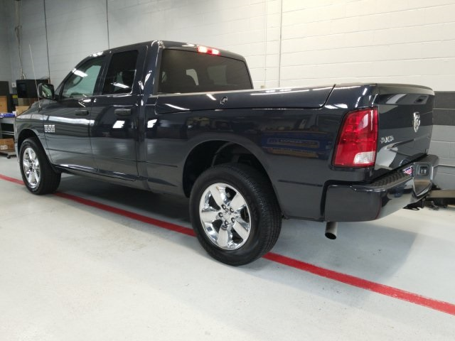 2018 Ram 1500 Quad Cab 4x4,  Pickup #23672 - photo 6
