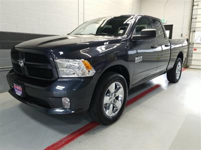 2018 Ram 1500 Quad Cab 4x4,  Pickup #23672 - photo 5