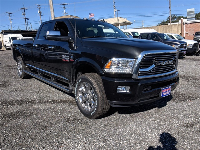 2018 Ram 2500 Crew Cab 4x4,  Pickup #23698 - photo 4