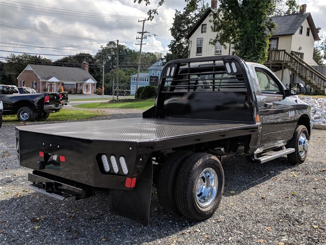 2018 Ram 3500 Regular Cab DRW 4x4,  Cab Chassis #23735 - photo 3