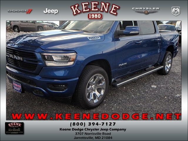 2019 Ram 1500 Crew Cab 4x4,  Pickup #23740 - photo 1