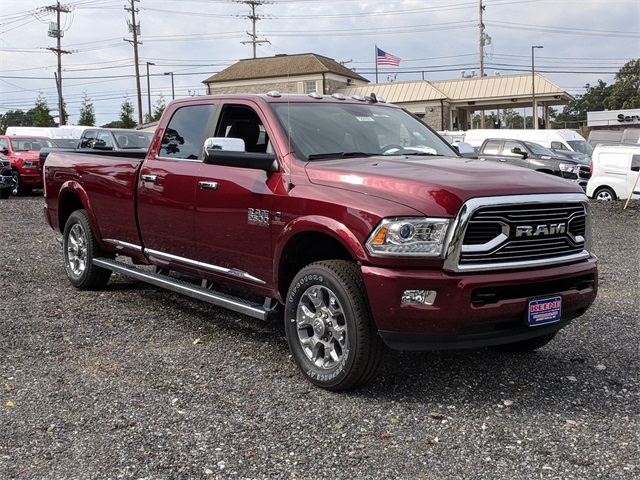 2018 Ram 2500 Crew Cab 4x4,  Pickup #23753 - photo 4