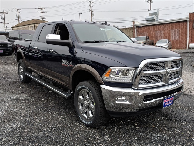 2018 Ram 3500 Mega Cab 4x4,  Pickup #23755 - photo 4