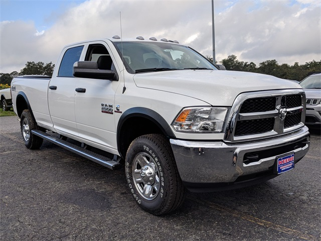 2018 Ram 2500 Crew Cab 4x4,  Pickup #23758 - photo 4