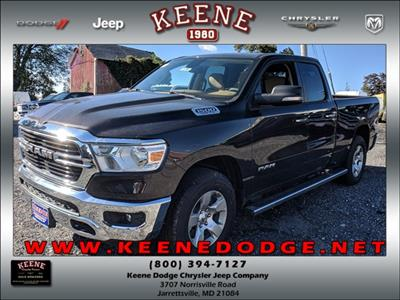 2019 Ram 1500 Quad Cab 4x4,  Pickup #23799 - photo 1