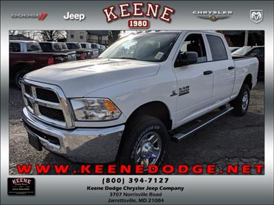2018 Ram 2500 Crew Cab 4x4,  Pickup #23888 - photo 1