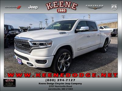 2019 Ram 1500 Crew Cab 4x4,  Pickup #23911 - photo 1