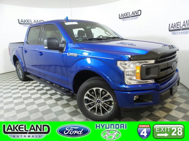 2018 F-150 SuperCrew Cab 4x2,  Pickup #18T1130 - photo 1