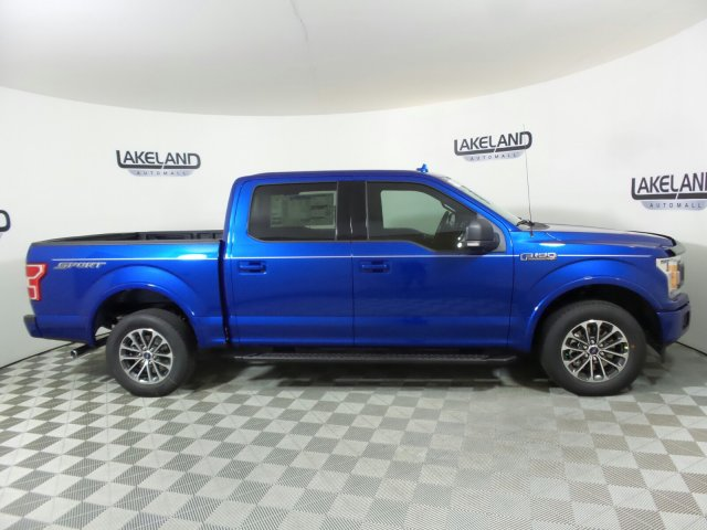 2018 F-150 SuperCrew Cab 4x2,  Pickup #18T1130 - photo 4