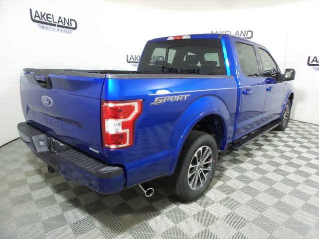 2018 F-150 SuperCrew Cab 4x2,  Pickup #18T1130 - photo 2