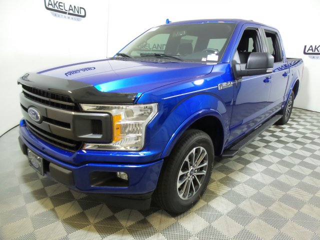 2018 F-150 SuperCrew Cab 4x2,  Pickup #18T1130 - photo 8