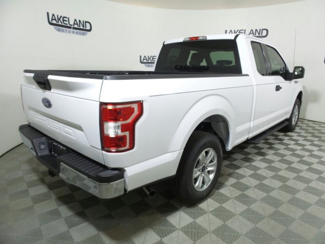 2018 F-150 Super Cab 4x2,  Pickup #18T1170 - photo 1